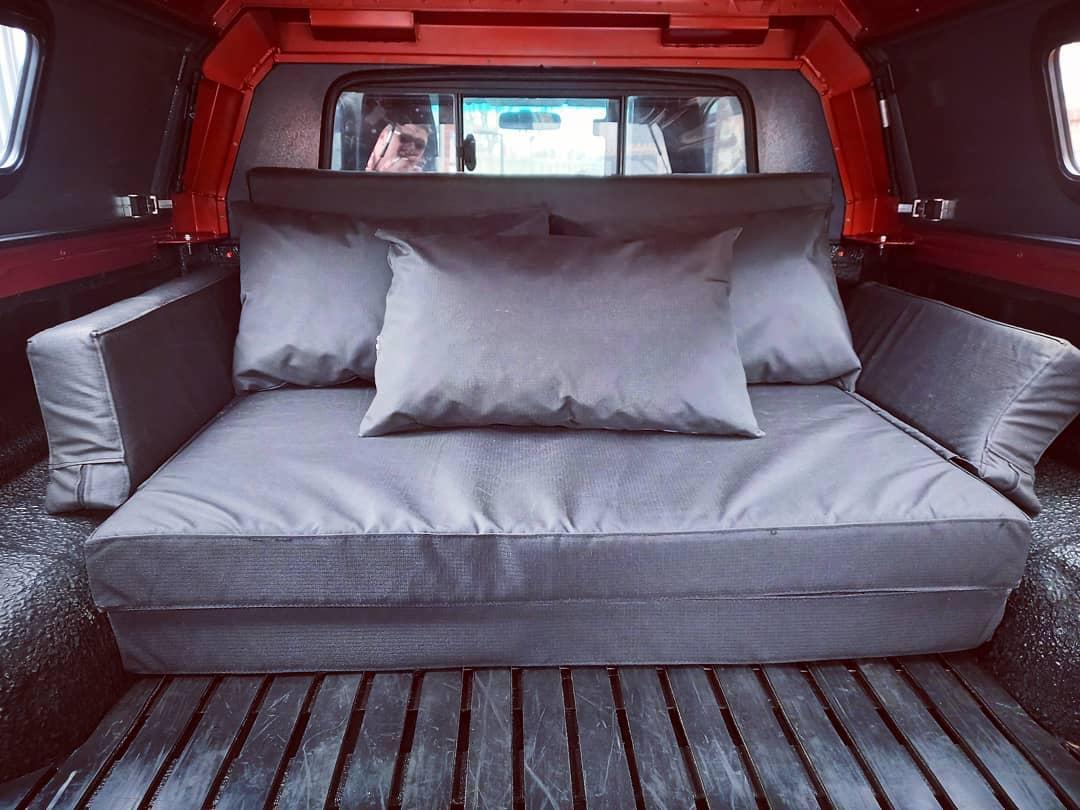 bakkie-mattress