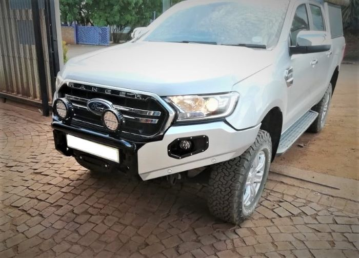 front-replacement-bumper-k9-ford-facelift-color-matched-with-nudge
