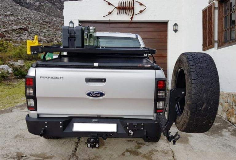 rear-replacement-bumper-ford-ranger-with-spare-wheel-carrier