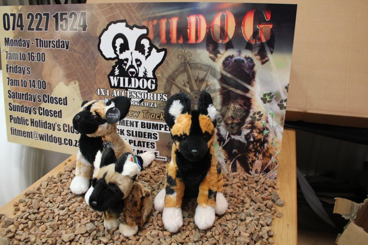 wildog-mascots