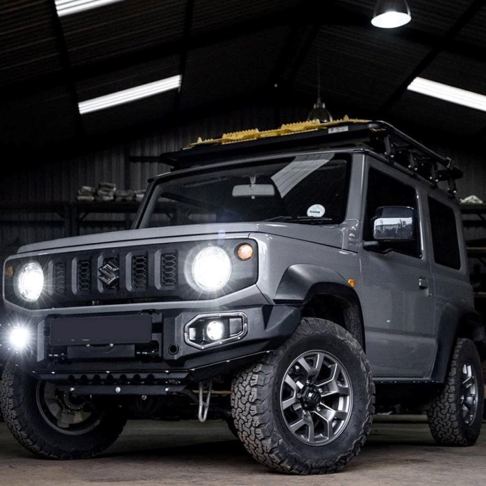 Jimny Front Replacement Bumper